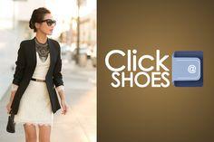 encaje... www.clickshoes.com.mx