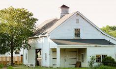 white barn - Google Search
