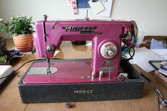 new sewing machine (malisonian) Tags: sewing sewingmachine morse
