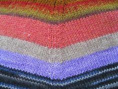 Ravelry: Sock Opus pattern by Michelle Hunter Magic Loop, Knee Socks, Craft Projects, Ravelry, Knitting, Crochet, Pattern, Crochet Hooks, Tricot