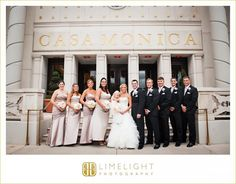 CASA MONICA, Florida, St.Augustine, wedding, wedding photography, bridal party, bride and groom, Limelight Photography, www.stepintothelimelight.com