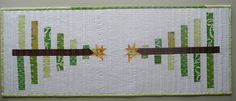 Christmas table runner by janssendesigns, via Flickr
