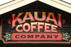 Kauai Coffee Company - Hawai The best coffee ever! Mahalo Hawaii, Kauai Hawaii, Kauai Coffee, Hawaiian Coffee, Kauai Island, Coffee And End Tables, Coffee Talk, Coffee Branding, Best Coffee