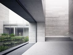 Glenstone Maryland Interior by Thomas Phifer