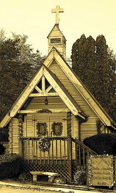smoky mountain wedding chapel