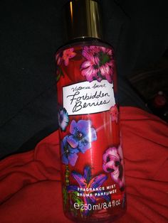 Victoria Secret spray on Mercari - New Victoria Secret Forbidden Berries full size spray. Brand new. The Effective Pictures We Offer Y - Victoria Secret Spray, Victoria Secret Outfits, Victoria Secrets, Victoria Secret Fragrances, Victoria Secret Perfume, Perfume Collection, Fragrance Mist, Shower Remodel, Body Mist