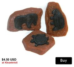 Cave Drawing Soap, man cave, Father's Day, gifts for dad, primitive, cave man