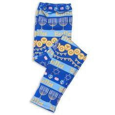 Ladies Hanukkah Emoji Name Arden Leggings