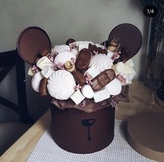 Ideas For Birthday Flowers Bouquet Florists Gifts Happy Birthday Flower, Birthday Box, Birthday Gifts, Food Bouquet, Candy Bouquet, Chocolate Flowers, Chocolate Bouquet, Chocolate Shop, Chocolate Gifts