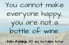 Wine makes everyone happy