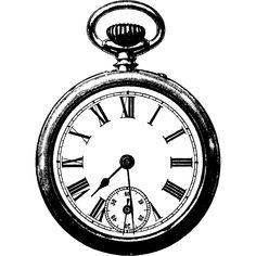 Vintage Clock Png - ClipArt Best