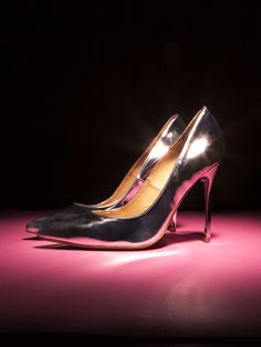 Stand out in our women's party shoes! From glitter to metallic, we've got your Christmas party shoes covered. Silver High Heels, Hot Heels, Party Shoes, Ladies Party, Going Out, Walking, Sparkle, Pumps, Style Inspiration