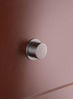 Toilet flush button A82 VOLA