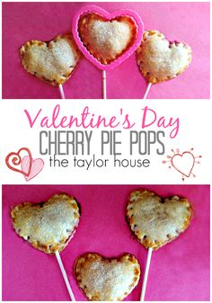 Blog post at The Taylor House : I'm so excited to share this easy and delicious recipe with you today!  If you're looking for a Valentine's Day Easy Recipe idea that will [..]