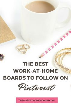 Did you know that Pinterest is a great tool for finding work-at-home jobs? Here's a list of the best work-at-home career boards on Pinterest!