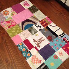 das Aprilfeld meines 365-Tage-Quilts