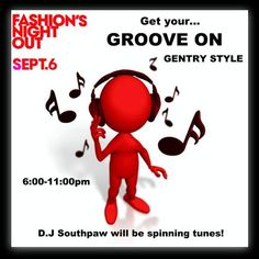 Fashion's Night Out Gentry Style! Fashion Night, Night Out, You Got This, Dj, Character, Style, Swag, Its Ok, Lettering
