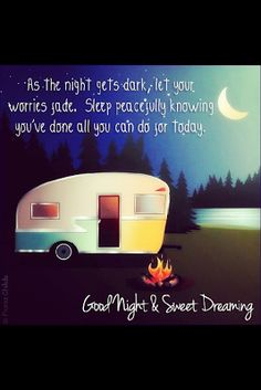 Good Night and Sweet Dreaming!