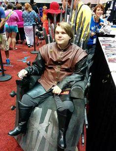 Personas que hicieron geniales cosplays en silla de ruedas