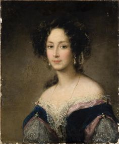 The Athenaeum - Portrait of Duchess Zinaida Yusupoff (Christina Robertson - )