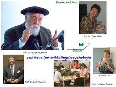 Aantal hoogleraren waar Mediërend Leren en positieve ontwikkelingspsychologie aan de basis ligt.