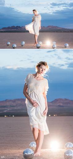Metallic Desert Fashion Photoshoot   KMH Photography   Las Vegas Portrait Photographer