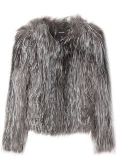 Isabel Marant / Aileen Fox Fur Jacket