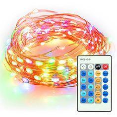 Outdoor String Lights, TaoTronics Dimmable LED String Lig…