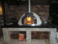 Gorgeous #Alfresco Wood Fired #Pizza #Ovens built by the customer on the Central Coast of NSW! http://sydneyheaters.com.au/