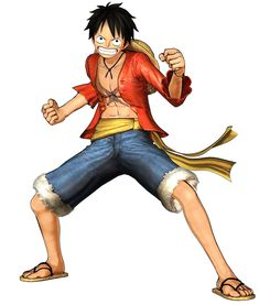 One Piece: Pirate Warriors - Monkey D. Luffy