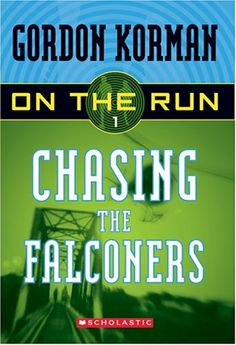 Two kids break out of a juvenile detention center and become fugitives in order to clear their convicted parents' names in this heartstopping series from kid-read master Gordon Korman.  Aidan and Meg Falconer are their parents' only hope. The Falconers are facing life in prison -- unless Aidan and Meg can follow a trail of clues to prove their innocence. The problem?