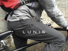 LUNIS: Tailored Performance Pants Built For Adventure by LUNIS — Kickstarter