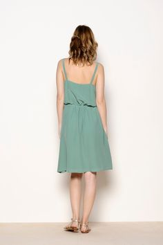 Robe Muriel cactus - Robes et jupes - categories - e-shop