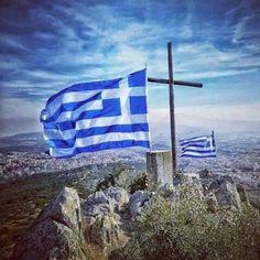 Φωτογραφία Greece Quotes, Greek Flag, Places In Greece, Visit Turkey, Greek Beauty, Greek Isles, Macedonia, Ancient Greece, Eastern Europe