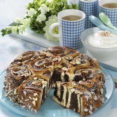 Omas Schneckenkuchen Rezept | LECKER