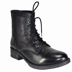 Women`s Leather Boots : Valentino Shoes