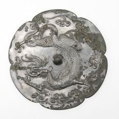 Back of a Tang Dynasty mirror