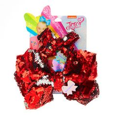 Shop Claire's for the latest trends in jewelry & accessories for girls, teens, & tweens. Find must-have hair accessories, stylish beauty products & more. Jojo Siwa Bows, Jojo Bows, Prayer For Daughter, Kids Toy Shop, Callie And Marie, Jojo Siwa Birthday, Birthday Presents For Girls, Cheer Outfits, Cute Notebooks
