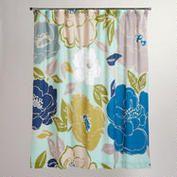 shower curtain   World Market