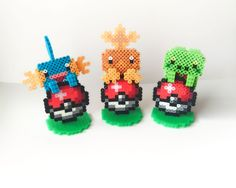 3d pokemon perler laptop - Google Search