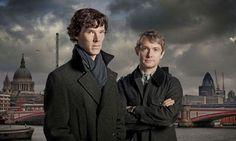 I miss you Sherlock @Danielle Romero