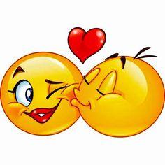 Emoticon Kiss Emoji Vector Images (over Smiley Emoji, Funny Emoji Faces, Funny Emoticons, Smileys, Images Emoji, Emoji Pictures, Love Smiley, Emoji Love, Love You Gif