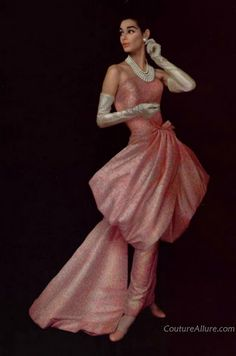 Hubert de Givenchy from Spring 1956.