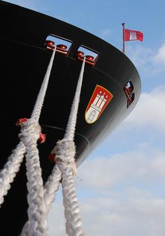 #Hamburg Flagge Wappen