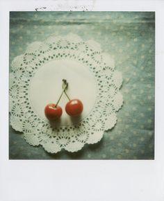 Polaroïd... Cherries