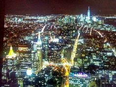 NYC, from Empire State Building
