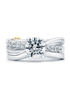 Ok, this is my favorite. Hands down. Decent price too. I LOVE the Mark Schneider Heart on his rings!!!!