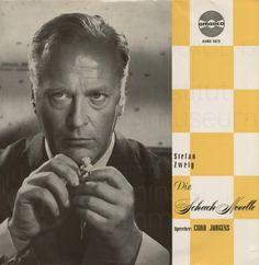 """Curd Jürgens, """"Schachnovelle"""", 1960"""