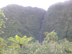 Cascade Biberon / Ile de la Réunion