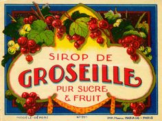 All sizes | sirop groseille 1 | Flickr - Photo Sharing!